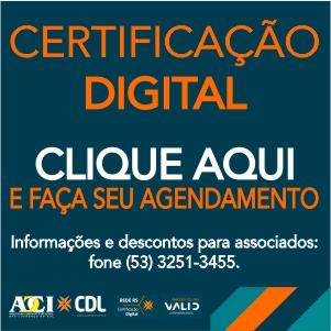 Certificação Digital ACI/CDL