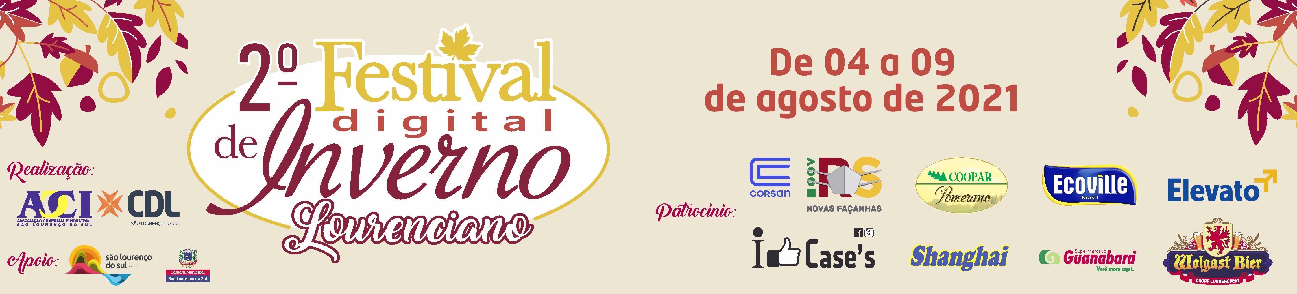 Festival Digital de Inverno 2021